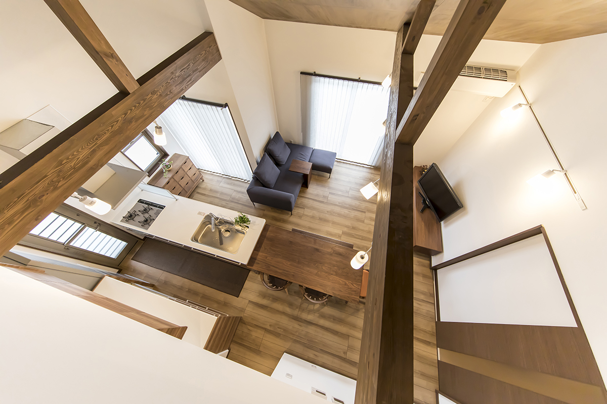 M-HOUSE in Ann 平屋の家