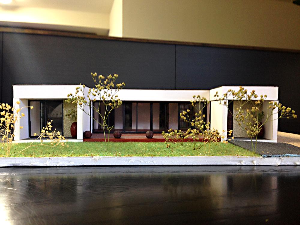 Architectural model 01